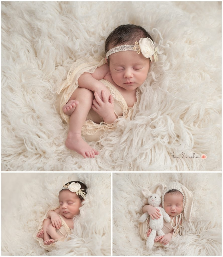 Mill Basin Brooklyn Newborn Photographer | Mia | www.faysimchaphoto.com | Fay Simcha Photography