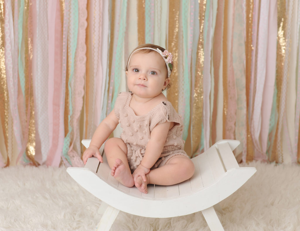 Smells as Sweet as a Rose | Brooklyn Child Photographer | Fay Simcha Photography